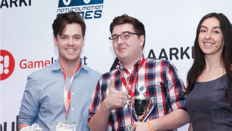 Dumpling Design Casual Connect Europe Indie Dev prize
