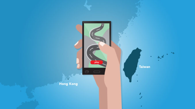 Mobile localization in Taiwan and Hong Kong blog image